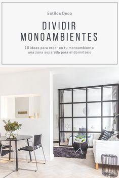 The Best 2019 Interior Design Trends - Interior Design Ideas Small Apartment Interior, Small Apartment Design, Small Apartments, Home Bedroom, Home And Family, Sweet Home, Art Deco, Loft, House Styles