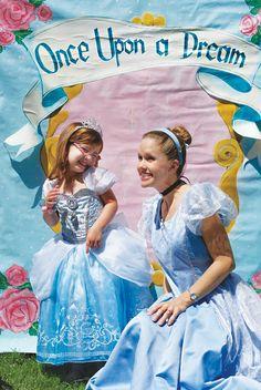 A Bibbidi Bobbidi Beautiful Cinderella Birthday