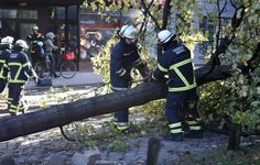 (adsbygoogle = window.adsbygoogle || []).push();    PRAGUE/BERLIN (Reuters) – Strong winds battered northern and central Europe on Sunday, killing two people in Poland, two in the Czech Republic and one in Germany, with rail traffic in large sections of Germany to remain...