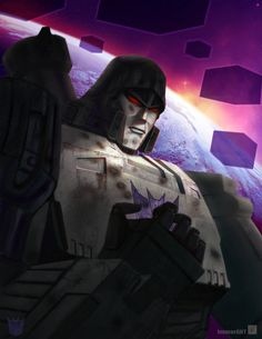 Third of my cartoon villains set: Megatron from Transformers! I prefer the pre-bayformers designs. This was the hardest one for me to paint because of his deceptively simple design. It was har. Transformers Megatron, Transformers Characters, Superman, Batman, Comic Book Characters, Comic Books, Comic Art, Monster Squad, Transformers Generation 1