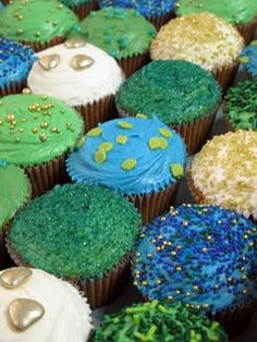 Cupcakes are a must!