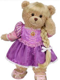 The Rapunzel Build-A-Bear