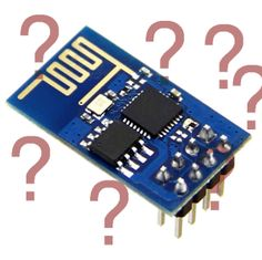 How To Directly Program An Inexpensive WiFi Module Arduino Bluetooth, Microcontroller Board, Esp8266 Wifi, Bluetooth Low Energy, Raspberry Pi Projects, Web Project, Two Way Radio, Electronics Projects, Ipod