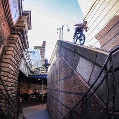BMX and the City