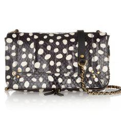 Jérôme Dreyfus Bag FW14 - M32 Brussels #bag #shopping #leather #M32Brussels