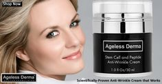 Ageless Derma Stem Cell and Peptide Anti-Wrinkle Cream Review | Dorky's Deals