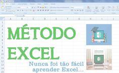 Aprenda a usar e criar planilhas eletrônicas no Excel com cursos do Método Excel!