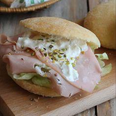 Ciabatta, Salmon Burgers, Bread Recipes, Sandwiches, Gluten Free, Diabetes, Ethnic Recipes, Food, Breads