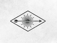 26 Ideas tattoo geometric arrow triangles tatoo for 2019 Geometric Arrow, Geometric Symbols, Tattoo Son, Back Tattoo, Arrow Tattoos, Feather Tattoos, Trendy Tattoos, New Tattoos, Tatoos