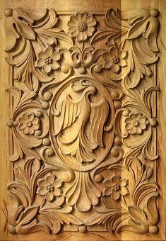 Arte búlgaro tradicional de la talla de madera por dimitarmanev