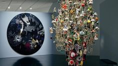 Nick Cave's Sojourn installation exhibit at @denverartmuseum. Arts District Photos Gallery | Arts District | Rocky Mountain PBS