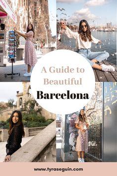 A guide to beautiful Barcelona leisure Sahara desert- Morocco Backpacking Europe, Europe Travel Guide, Spain Travel, Travel Guides, Travel Destinations, Portugal Travel, Africa Travel, Visit Barcelona, Barcelona Travel