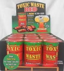 toxic waste wrappers - Google Search Toxic Waste Candy, Sour Candy, Candy Wrappers, Jar, Google Search, Projects, Food, Candy Cards, Log Projects