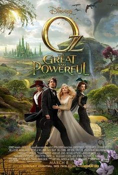 Discussion Link on @Persephone Magazine: Oz The Great and Powerful vs. Baum's Legacy.