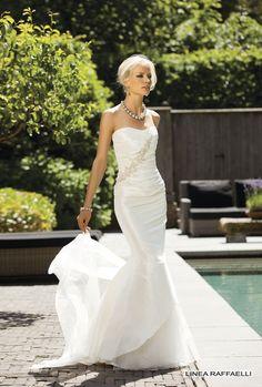 13 Beste Afbeeldingen Van Trumpet Bruidsjurken Diana