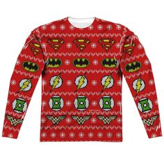 Holiday Sweater of Justice