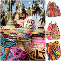 Blog da Elisa: Já conhece as bolsas Wayuu??