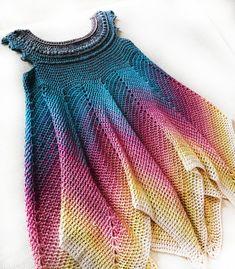 Ravelry: Abigail Fairy Dress pattern by Christel Riley Watts Crochet Fairy, Crochet Girls, Crochet For Kids, Knit Crochet, Tunic Pattern, Fairy Dress, Crochet For Beginners, Beginner Crochet, Crochet Hook Sizes