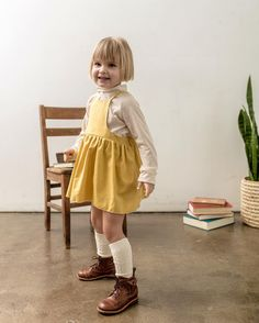 Like a ray of sunshine on a cloudy day  #carlymegan #ss17 @nmhessphotography | children's clothing kids style baby style fashionable kids modern baby clothing