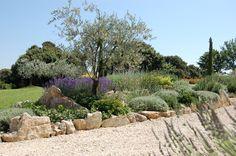 Les jardins de la Drôme Provençale - Paysagistes Créateurs en Drôme et Vaucluse