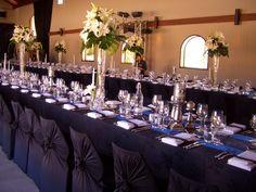 Banquet Hall at Mount Soho Winery Venue