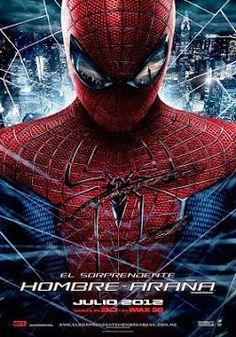 Ver película El sorprendente hombre araña 1 online latino 2012 gratis VK…