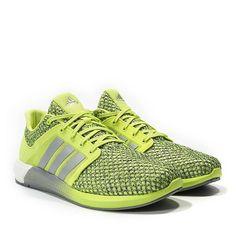 buy popular 7c7d8 8a929 adidas Solar Stealth Boost  Flash Yellow Silver Sports Footwear, Sports  Shoes, Reebok