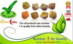 Quality Standards is of major concern to Ratlami Tadka as compared to other competitors. From the production team to packaging and delivering team, all try to maintain the quality of product keeping in mind the hygienic environment.  Distinct for other competitors, Ratlami Tadka focuses on efficiency and reaching its customers on time. Bringing in more variants and flavors is also looked upon. Ratlami Sev's.www.ratlamitadka.com