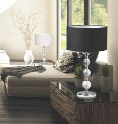 Znacie piękniejszą lampę stołową od Rei Zuma Line?