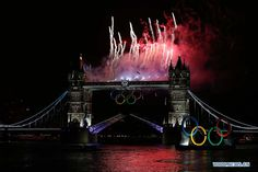Opening Ceremony of London 2012 Olympic Games - Xinhua | English.news.cn