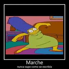 Another simpson's meme? Simpsons Meme, The Simpsons Marge, Cartoon Memes, Cartoon Pics, Cartoons, Memes Humor, Cartoon Profile Pictures, Vintage Cartoon, Meme Faces