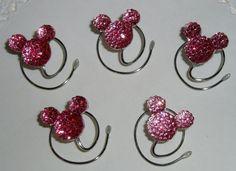 Disney Mouse Ears Hair Swirls - Pink $12.99