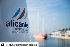 ¡Llegó el gran día! A partir de las 18h el Race Village de la Volvo abre sus puertas. ¡La Vuelta al Mundo a Vela comienza en #Alicante ⛵! ¡No os lo perdáis! #PuertodeEncuentro #AlicanteCity #MifotoAlicante #VolvoOceanRace #PortdeTrobada #MeetingPort