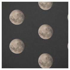 Tissu de pleine lune
