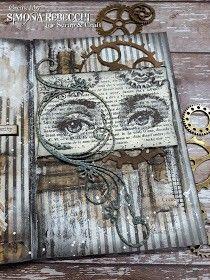 Mini art journal...