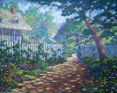 Artwork >> Richard T Pranke >> Morning Glory_sold