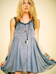 Free People Cruise Town Dress, $68.00