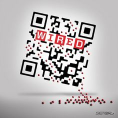 WIRED MAGAZINE (UK) www.setqr.com