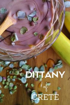Dittany of Crete. Toss in your #smoothie if you feel low. #herbs #healing