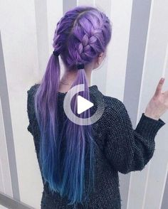 All you ladies with luscious long locks can relate. Cute Hairstyles, Braided Hairstyles, Hairstyle Ideas, Hair Ideas, Katy Perry, Caramel Brown Hair, Color Lila, Long Locks, Only Girl