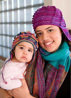 Berroco® Free Crochet Pattern | Anupriya Hat