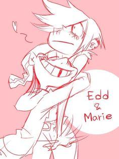 Ed And Eddy, Ed Edd N Eddy, Girl Cartoon, Cartoon Art, Cadena Cartoon, Du Dudu E Edu, Old Cartoons, Good Old, Pretty Cool