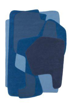 Memorabilia Lazulite by Rodolfo Agrella Edition Two, Tai Ping. #Handtufted…