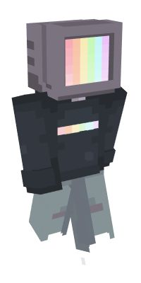 Check out our list of the best TV Head Minecraft skins. Minecraft Poster, Craft Minecraft, Memes Minecraft, Minecraft Skins Cute, Capas Minecraft, Minecraft Skins Aesthetic, Minecraft Banner Designs, Minecraft Banners