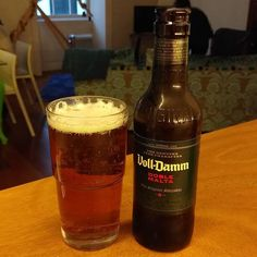 @volldamm #doblemalta does what it says. Rich slightly sweetish malt lager.  in #menorca