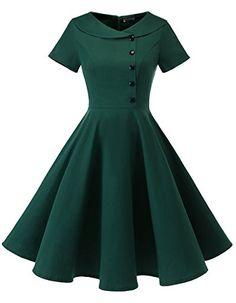 Simple Dresses, Elegant Dresses, Vintage Dresses, Casual Dresses, Vintage Outfits, Vintage Fashion, Classy Dress, Classy Outfits, Pretty Outfits