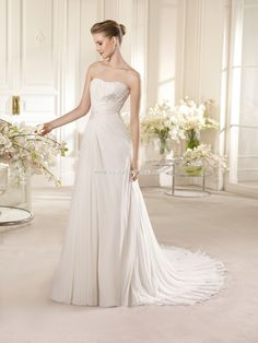 San Patrick Wedding Dresses - Style Ayamonte