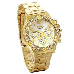 Rational Hot Sales Fashion Mesh Belt Bracelet Watch Women Ladies Casual Dress Quartz Wrist Watch Relogio Feminino Men's Watches Quartz Watches