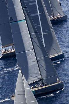 ITALIA: Maxi Yacht Rolex Cup 2013.