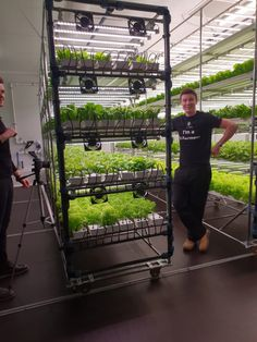 Last week we were working hard, to shoot some nice images for our upcoming new w. Last week we wer Indoor Farming, Hydroponic Farming, Aquaponics Greenhouse, Aquaponics Fish, Hydroponics System, Greenhouse Plants, Urban Agriculture, Urban Farming, Front Garden Landscape
